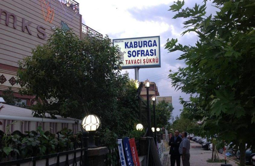 Malatya Kaburga Sofrası | MKS