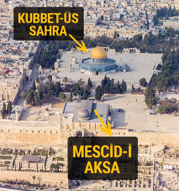 Mescid-i Aksâ - Kudüs